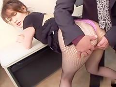 Amazing Japanese slut in Hottest JAV uncensored Hardcore clip