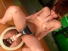Crazy Japanese model Moe Serizawa in Incredible Toys, Couple JAV video