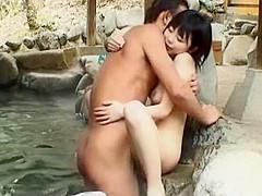 Incredible Japanese model Kayo Tsumugi in Hottest Big Tits, Outdoor JAV movie