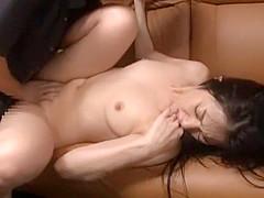 Hottest Japanese slut in Crazy Couple, Small Tits JAV scene