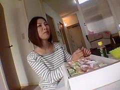 Exotic Japanese slut Megumi Kawashima in Hottest Lingerie JAV clip