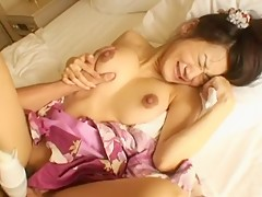 KARIN Uncensored Hardcore Video with Facial, Dildos/Toys scenes