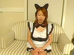 Koharu Uncensored Hardcore Video with Creampie, Dildos/Toys scenes