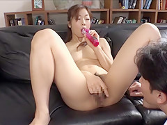 Mizuki Kusakari in Married to Euphoric Anal Slave part 3
