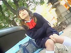 Girl's School Student Leaks 3