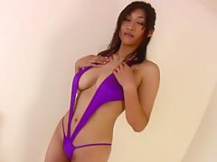 Sophia Nikaidou in AV Impossible part 1.3