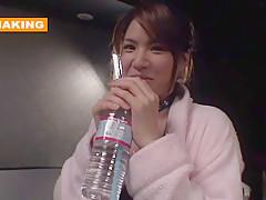 Exotic Japanese whore Sakura Nanami in Fabulous solo girl JAV video
