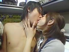 Hottest Japanese whore in Fabulous Handjobs JAV scene