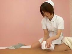 Fabulous Japanese whore Ryo Sena in Exotic Nurse/Naasu JAV video