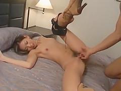 Horny Japanese model MIMI in Fabulous Cunnilingus, Fingering JAV movie