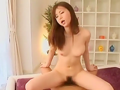 Amazing Japanese whore Akiho Yoshizawa in Crazy Dildos/Toys, DP/Futa-ana JAV movie