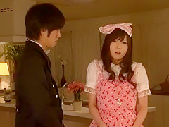Crazy Japanese slut in Best Girlfriend JAV movie