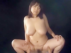 Incredible Japanese model Ria Sakuragi, Ruri Saijou, Rin Aoki in Fabulous Fingering, Big Tits JAV video