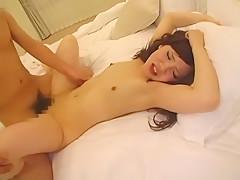 Best Japanese slut in Amazing DP/Futa-ana, Cunnilingus JAV video