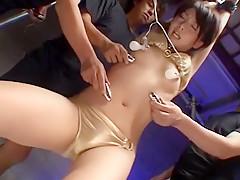 Exotic Japanese whore Yuka Osawa, Nanami Takase, Azusa Ito in Incredible Doggy Style, Dildos/Toys JAV clip