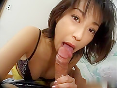Horny Japanese chick in Best JAV uncensored Hardcore scene