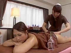 Crazy Japanese girl Maika in Amazing JAV uncensored Dildos/Toys movie