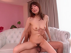 Amazing Japanese girl Junna Kogima in Hottest JAV uncensored Blowjob clip