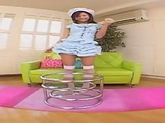 Amazing Japanese model Yuko Kazuki in Exotic Solo Girl, Softcore JAV scene