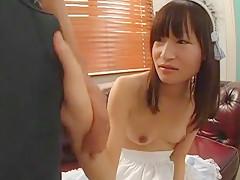 Best Japanese chick Rio Sakurai in Amazing Hairy, Close-up JAV movie