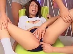 Exotic Japanese model Nana Ninomiya in Crazy Small Tits JAV clip