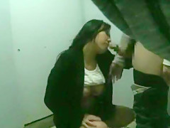 Exotic Japanese chick in Incredible Hidden Cams JAV video