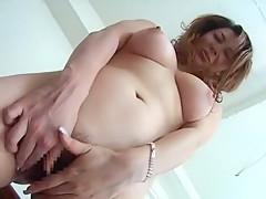 Hottest Japanese model Yumi Kazama in Horny Big Tits, MILFs JAV scene