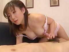 Fabulous Japanese model Ai Komori in Crazy JAV movie