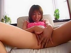 Fabulous Japanese model Karen Kisaragi in Incredible Solo Girl JAV clip