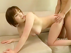 Amazing Japanese chick Saki Okuda in Crazy Big Tits JAV video