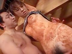Hottest Japanese whore Mai Kanzaki in Exotic Fetish JAV movie