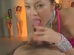 Exotic Japanese slut Asahi Miura in Crazy Handjobs, Blowjob/Fera JAV video