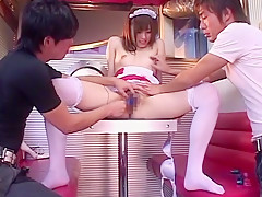 Incredible Japanese model Yuu Ayanami in Exotic JAV scene