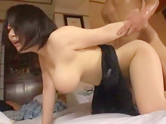 Best Japanese whore Yuuna Hoshisaki in Amazing Cuckold, Cunnilingus JAV clip