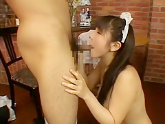Best Japanese slut Momo Aizawa in Incredible Bar JAV video