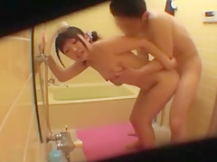 Horny Japanese whore Kurumi Tachibana in Best Hidden Cams, Girlfriend JAV scene