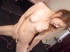 Amazing Japanese chick Sakura Hirota in Hottest JAV uncensored Dildos/Toys clip