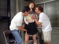 Crazy Japanese slut in Amazing JAV uncensored Fingering movie