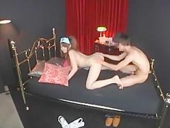 Exotic Japanese whore Momoka Nishina in Horny Close-up, Lingerie JAV scene