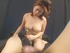 Fabulous Japanese whore in Amazing POV, Lingerie JAV movie