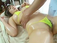 Amazing Japanese chick in Hottest Blowjob, Fingering JAV scene