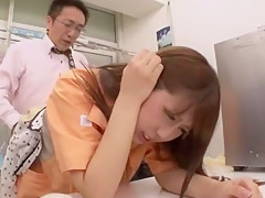 Horny Japanese slut in Amazing Fingering, Blowjob JAV movie