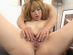 Best Japanese whore Hatsuka Kobayashi in Crazy JAV uncensored Threesomes video