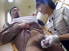 Horny Japanese whore Rina Takakura, Mao Tachibana in Best Group Sex, Handjob JAV scene