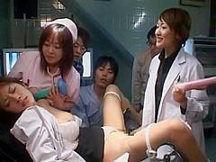 Amazing Japanese whore Riko Tachibana in Hottest BDSM, Toys JAV scene