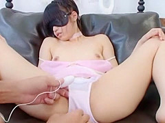 Fabulous Japanese whore Mirai Fukune in Amazing Masturbation, Toys JAV scene