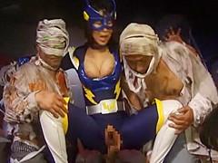 Hottest Japanese chick Mikan Kururugi in Fabulous Cosplay, Fetish JAV clip