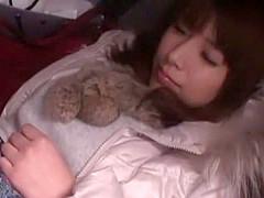 Horny Japanese whore Hinata Tachibana in Amazing Masturbation JAV video