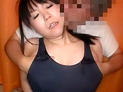 Best Japanese model in Incredible Couple, Big Tits JAV movie