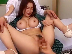 Incredible Japanese slut Mai Izuki in Hottest Cumshot, Close-up JAV clip